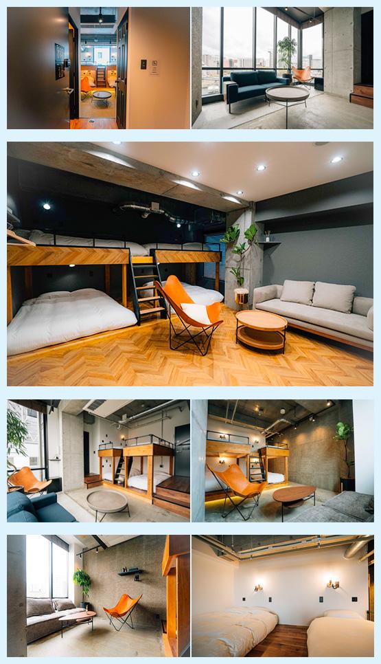 オフィス・ホテル・スクール・ジム 内装デザイン事例3