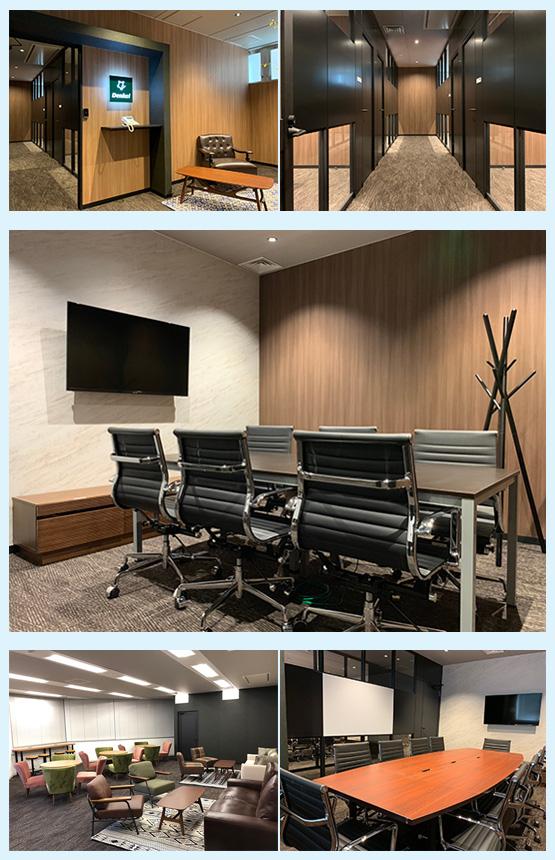 オフィス・ホテル・スクール・ジム 内装デザイン事例23