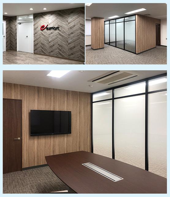 オフィス・ホテル・スクール・ジム 内装デザイン事例54