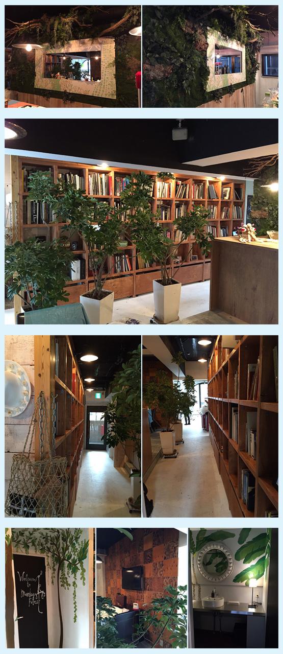 オフィス・ホテル・スクール・ジム 内装デザイン事例57