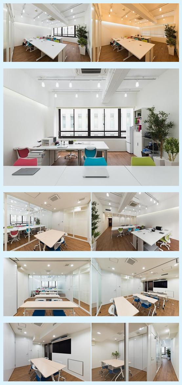 オフィス・ホテル・スクール・ジム 内装デザイン事例19
