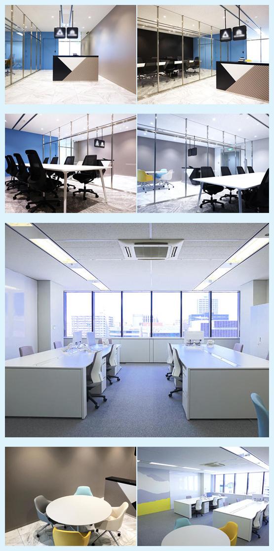 オフィス・ホテル・スクール・ジム 内装デザイン事例20