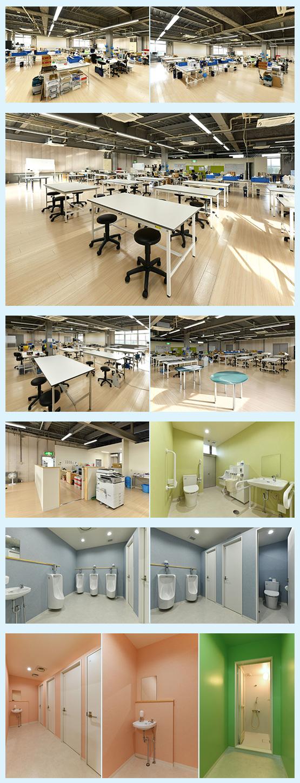 オフィス・ホテル・スクール・ジム 内装デザイン事例51