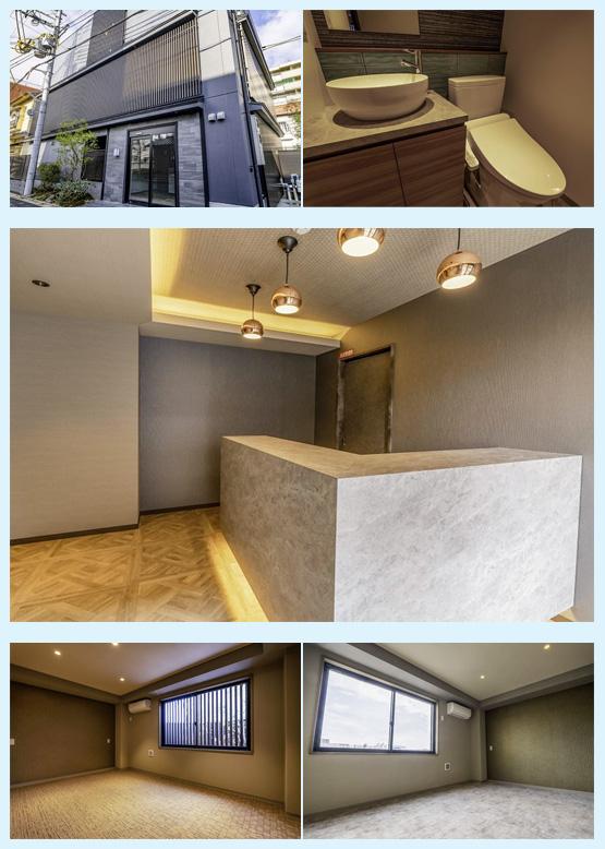 オフィス・ホテル・スクール・ジム 内装デザイン事例62