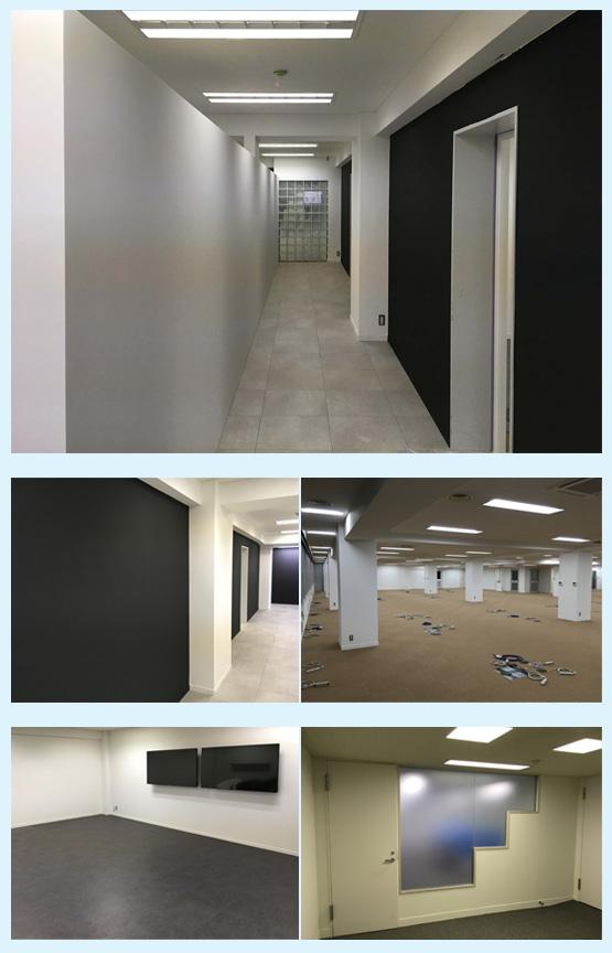 オフィス・ホテル・スクール・ジム 内装デザイン事例92