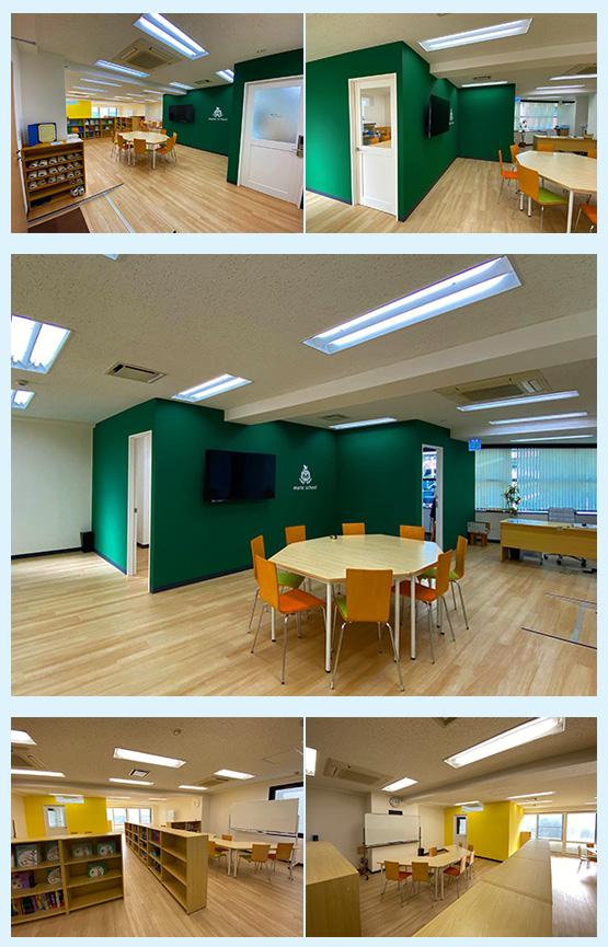 オフィス・ホテル・スクール・ジム 内装デザイン事例29