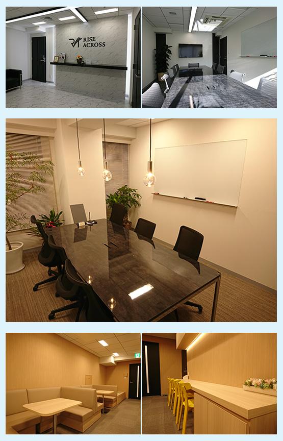 オフィス・ホテル・スクール・ジム 内装デザイン事例25