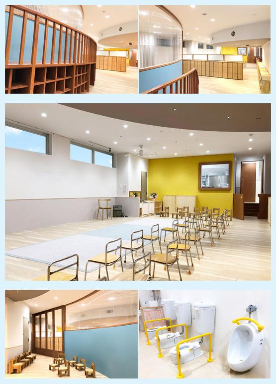 オフィス・ホテル・スクール・ジム 内装デザイン事例8