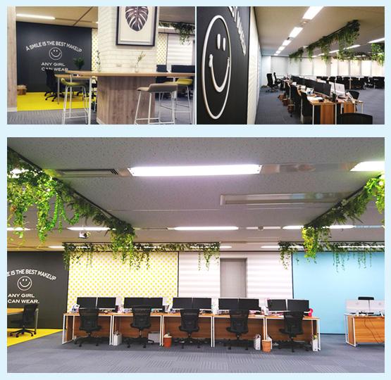 オフィス・ホテル・スクール・ジム 内装デザイン事例67