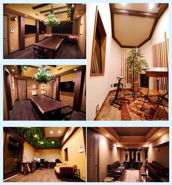 オフィス・ホテル・スクール・ジム 内装デザイン事例59