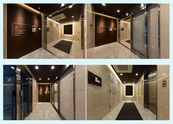 オフィス・ホテル・スクール・ジム 内装デザイン事例90
