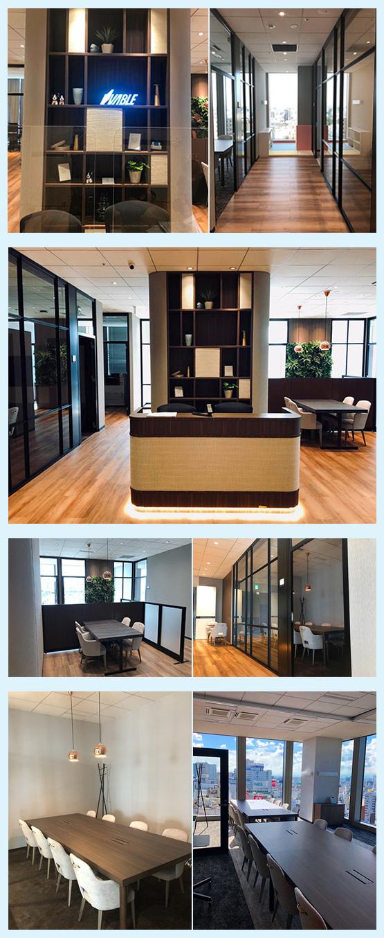 オフィス・ホテル・スクール・ジム 内装デザイン事例9