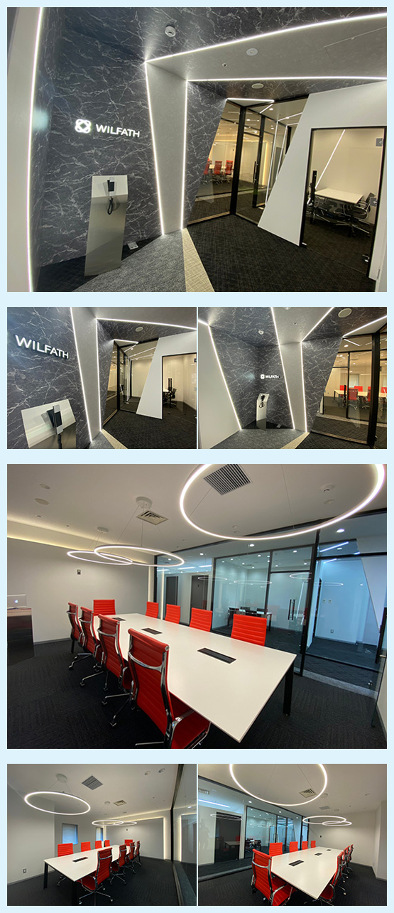 オフィス・ホテル・スクール・ジム 内装デザイン事例12