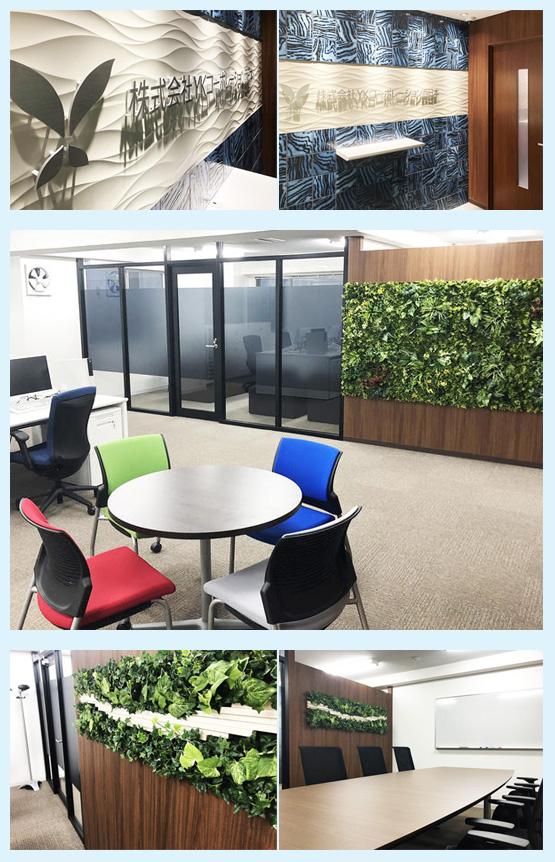 オフィス・ホテル・スクール・ジム 内装デザイン事例55