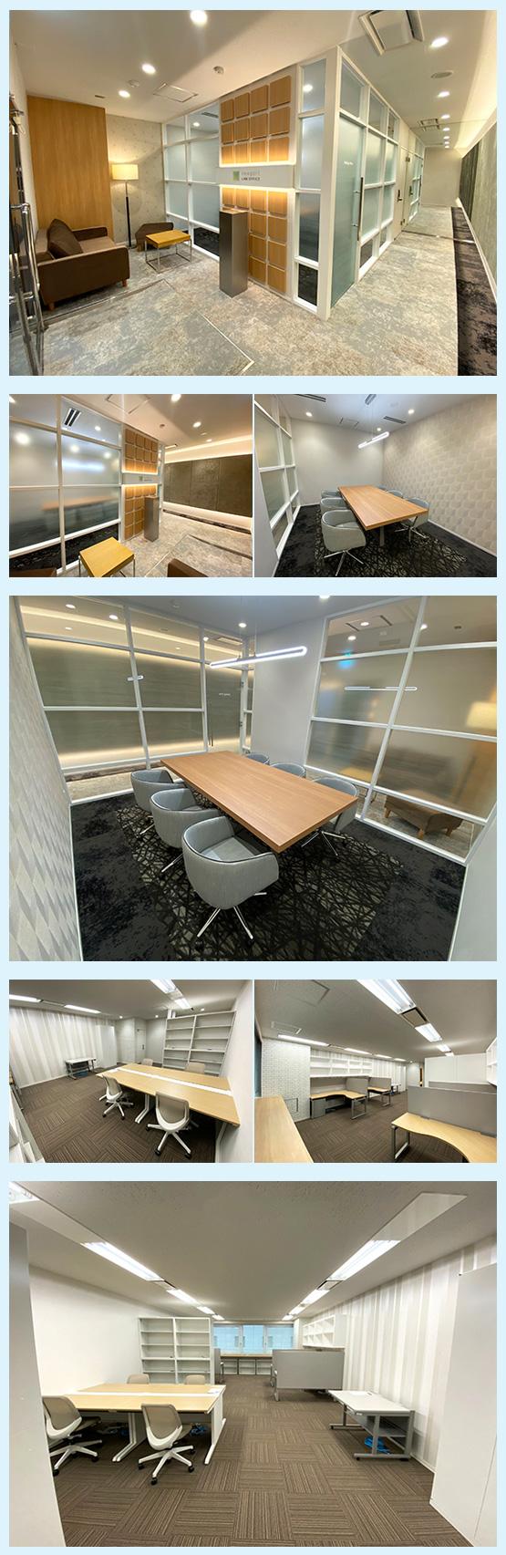 オフィス・ホテル・スクール・ジム 内装デザイン事例2