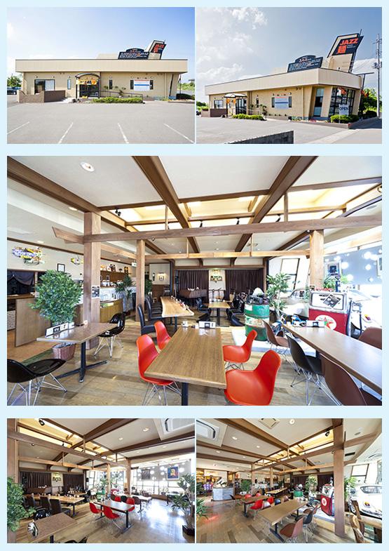 ラーメン屋・中華料理店 内装デザイン事例47