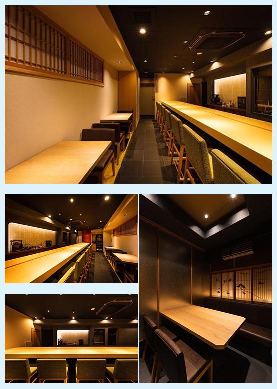 ラーメン屋・中華料理店 内装デザイン事例61