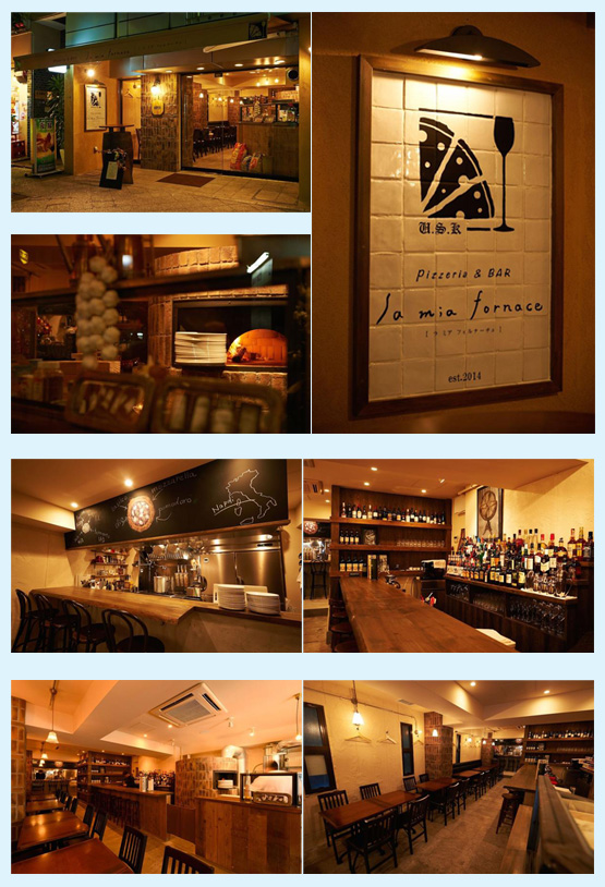 レストラン・イタリアン・フレンチ 内装デザイン事例25