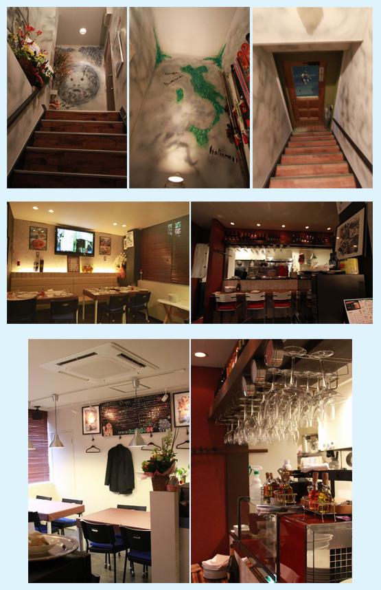 レストラン・イタリアン・フレンチ 内装デザイン事例63