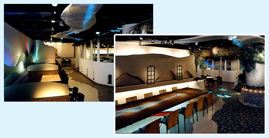 レストラン・イタリアン・フレンチ 内装デザイン事例80