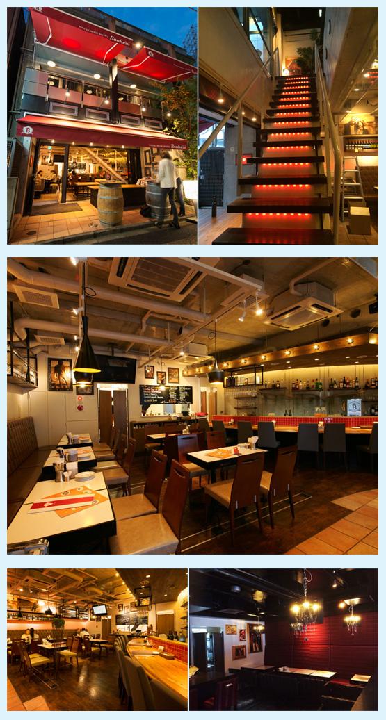 レストラン・イタリアン・フレンチ 内装デザイン事例31