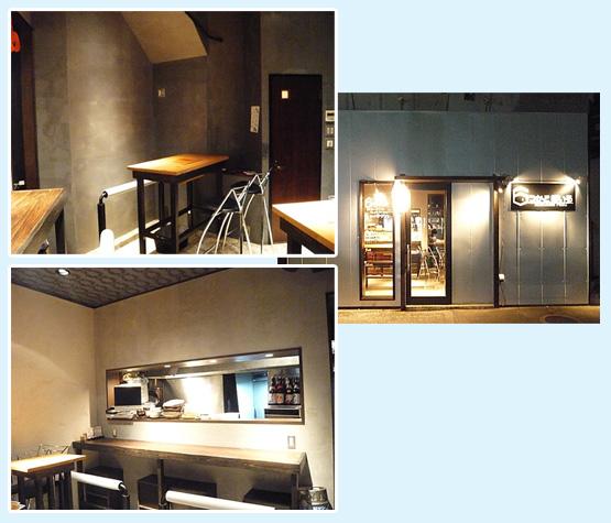 レストラン・イタリアン・フレンチ 内装デザイン事例74