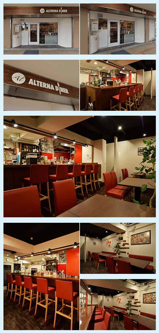 レストラン・イタリアン・フレンチ 内装デザイン事例13
