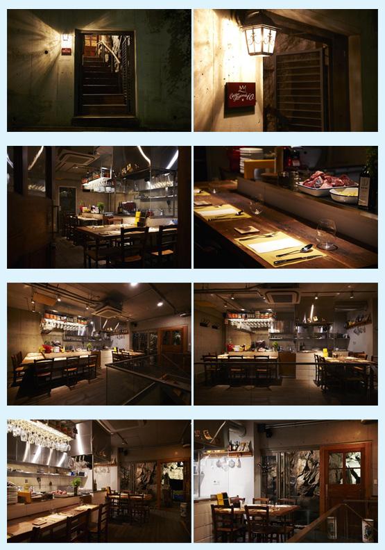 レストラン・イタリアン・フレンチ 内装デザイン事例34