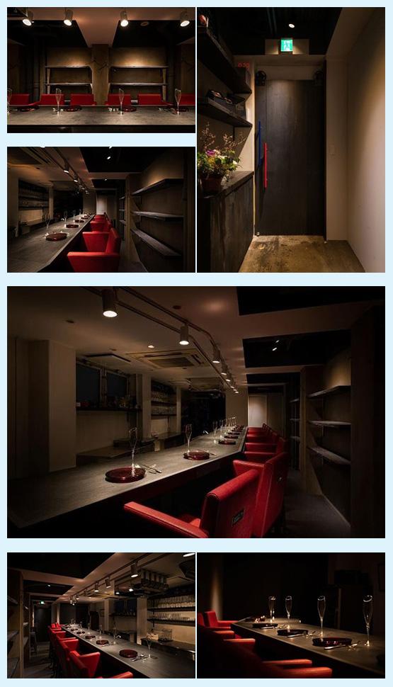レストラン・イタリアン・フレンチ 内装デザイン事例4
