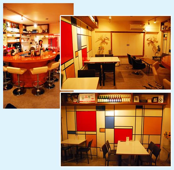 レストラン・イタリアン・フレンチ 内装工事の施工例9