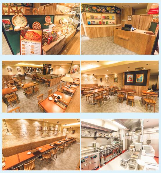 レストラン・イタリアン・フレンチ 内装デザイン事例40