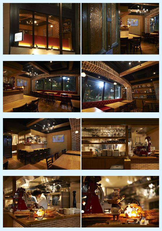 レストラン・イタリアン・フレンチ 内装デザイン事例33