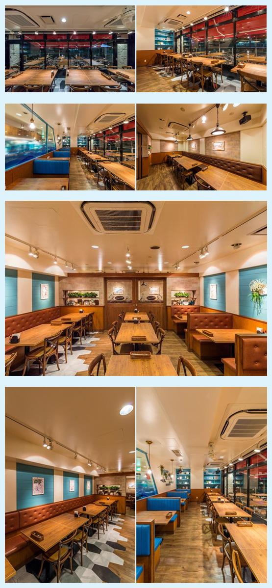 レストラン・イタリアン・フレンチ 内装デザイン事例14