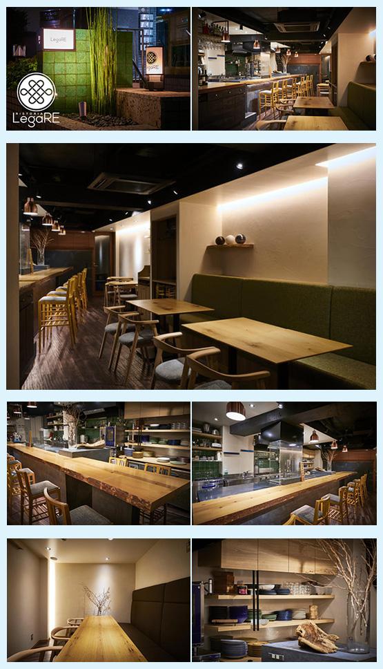 レストラン・イタリアン・フレンチ 内装デザイン事例5