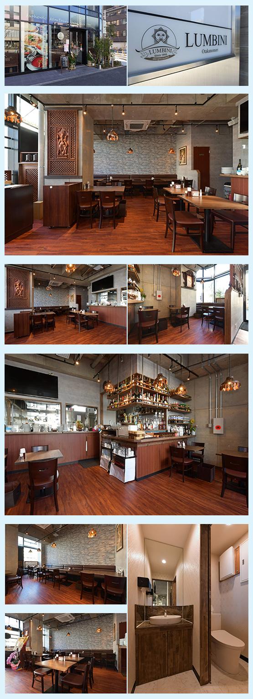 レストラン・イタリアン・フレンチ 内装デザイン事例9