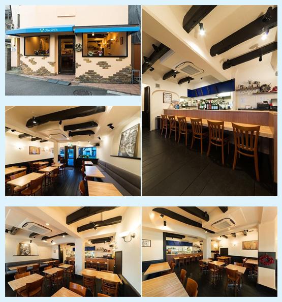 レストラン・イタリアン・フレンチ 内装デザイン事例23