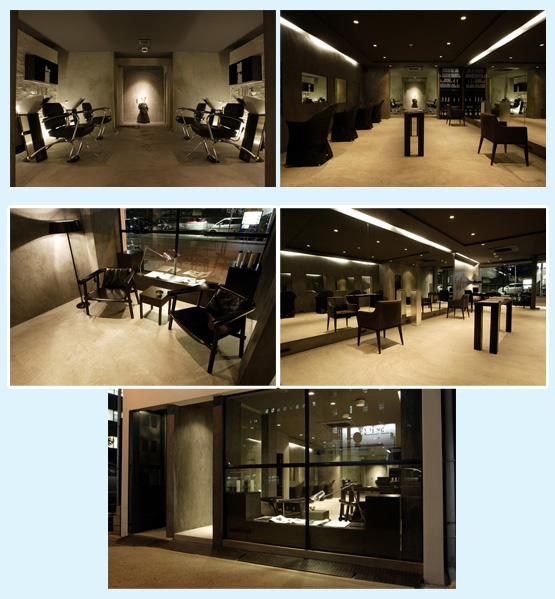 美容室・サロン・エステ・ネイル 内装工事の施工例20