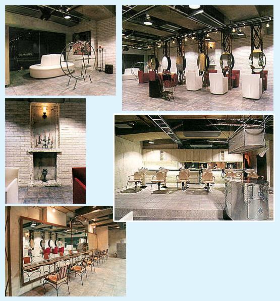 美容室・サロン・エステ・ネイル 内装工事の施工例36