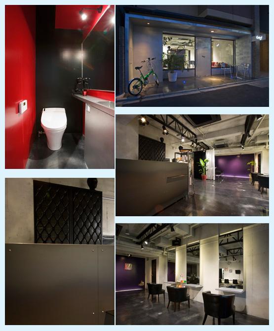 美容室・サロン・エステ 内装工事の施工例23