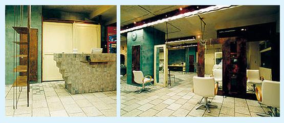 美容室・サロン・エステ・ネイル 内装工事の施工例37