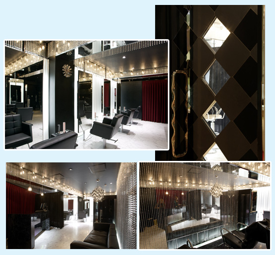 美容室・サロン・エステ・ネイル 内装工事の施工例18