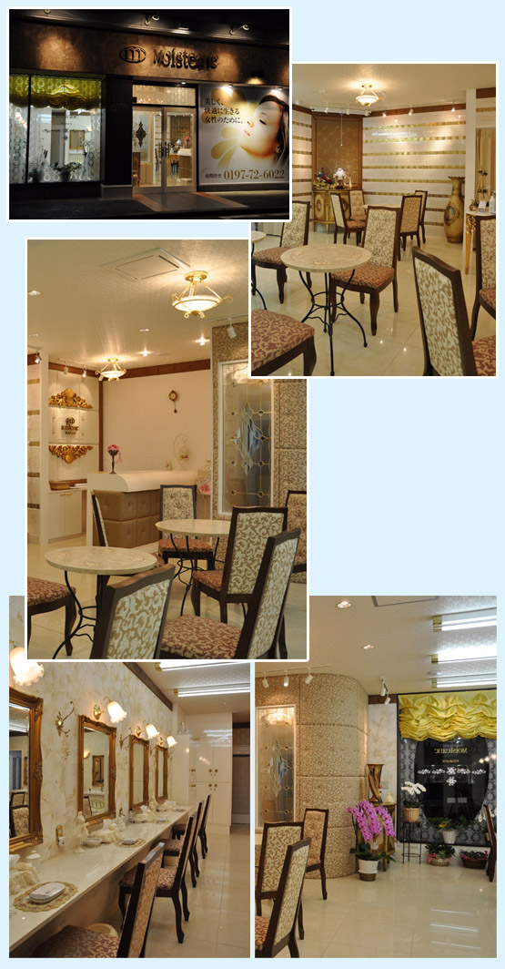 美容室・サロン・エステ 内装デザイン事例93