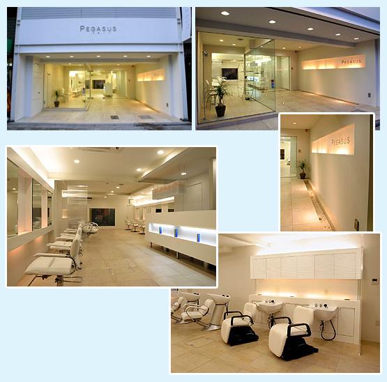 美容室・サロン・エステ・ネイル 内装工事の施工例13