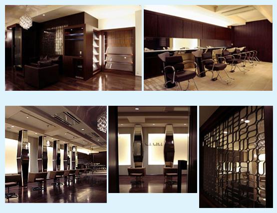 美容室・サロン・エステ 内装工事の施工例29