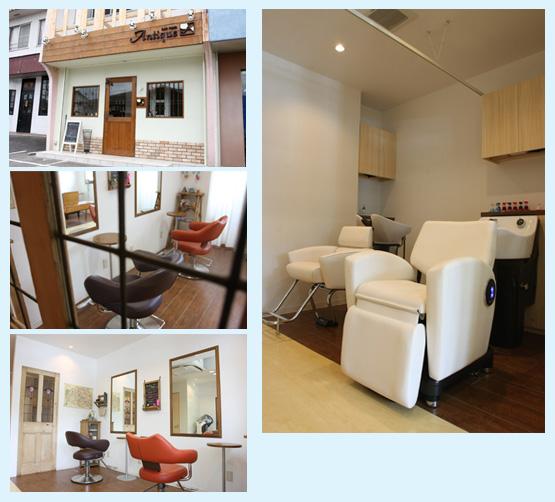 美容室・サロン・エステ・ネイル 内装工事の施工例17