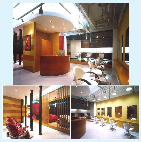 美容室・サロン・エステ 内装デザイン事例111