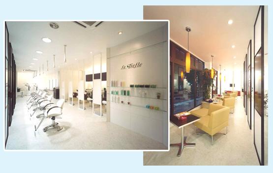 美容室・サロン・エステ・ネイル 内装工事の施工例40