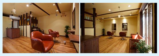 美容室・サロン・エステ・ネイル 内装工事の施工例41