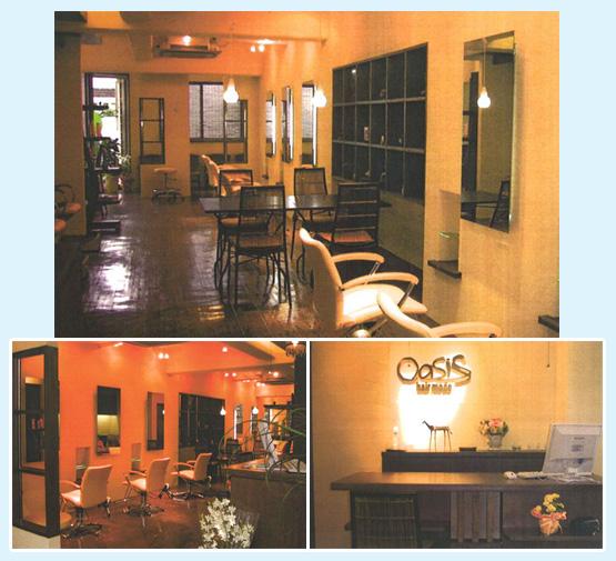 美容室・サロン・エステ・ネイル 内装工事の施工例42