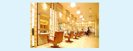 美容室・サロン・エステ・ネイル 内装工事の施工例43